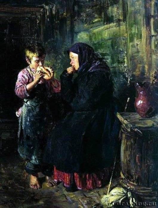 Краткая биография художника константина маковского   краткие биографии