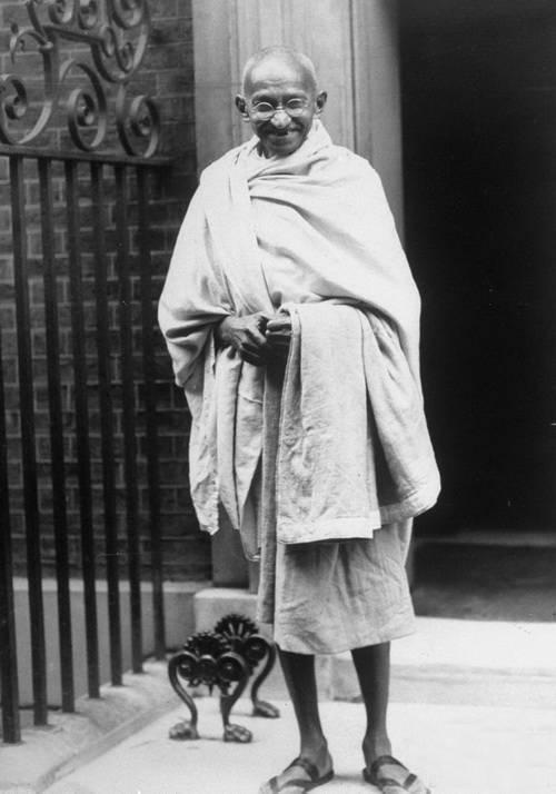 Ганди махатма википедия