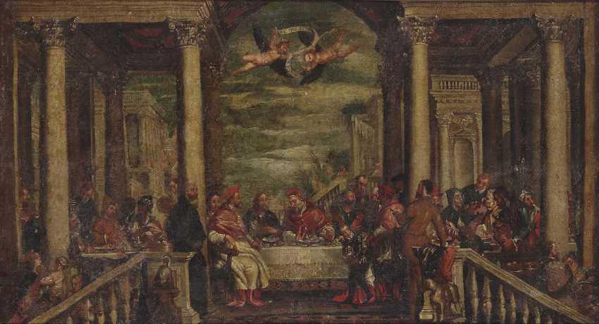 Паоло веронезе — биография паоло веронезе, самые известные картины художника, периоды и суть творчества, автопортрет живописца