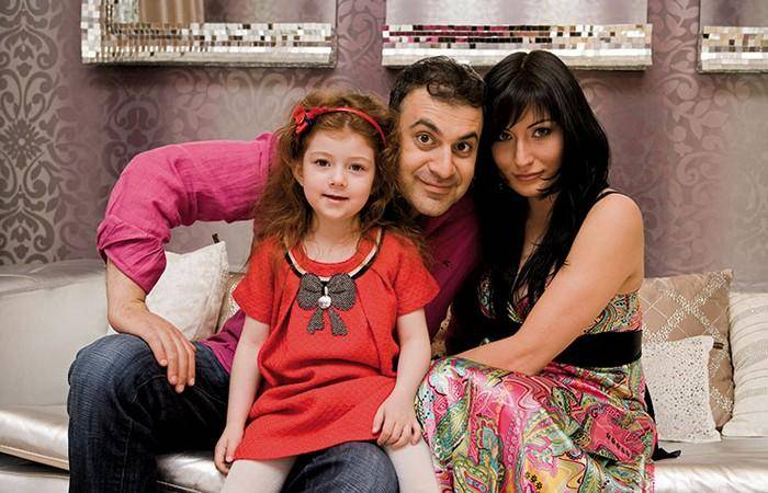 Жена гарика мартиросяна, дети, личная жизнь, фото