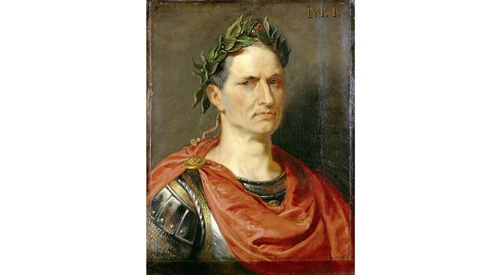 Гай юлий цезарь — краткая биография