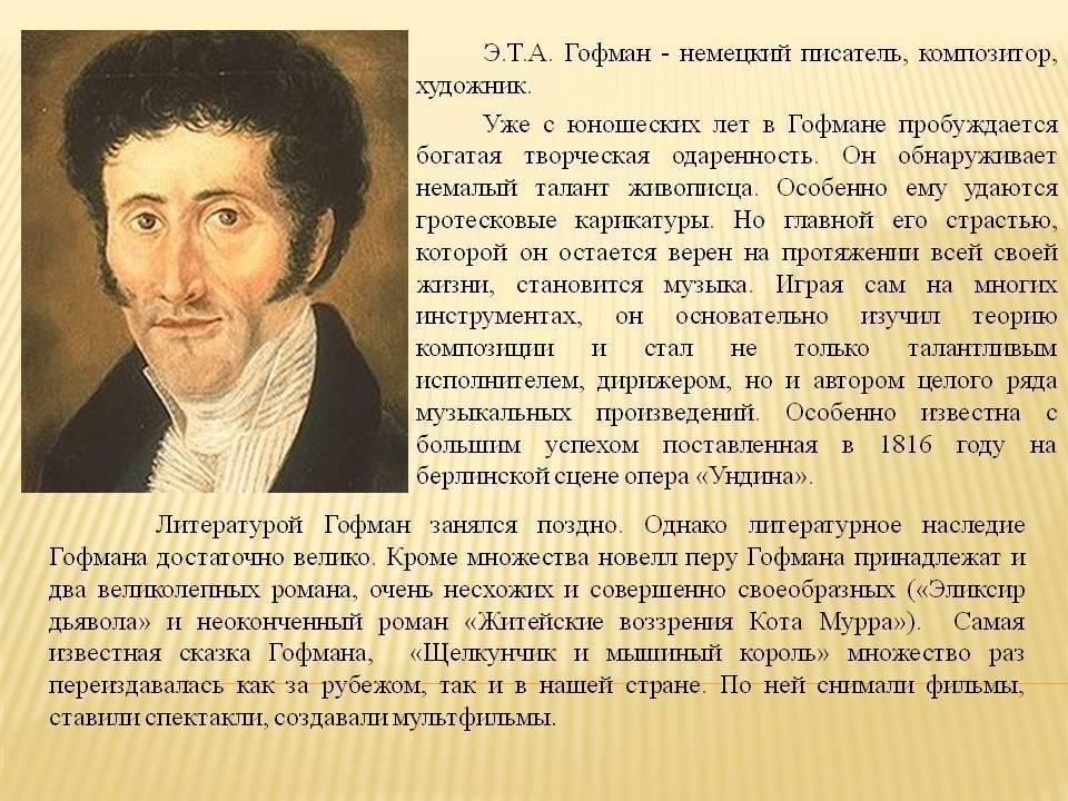 Биография Ильи Гофмана