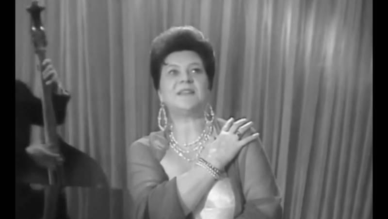Клавдия шульженко — звезда советской эстрады