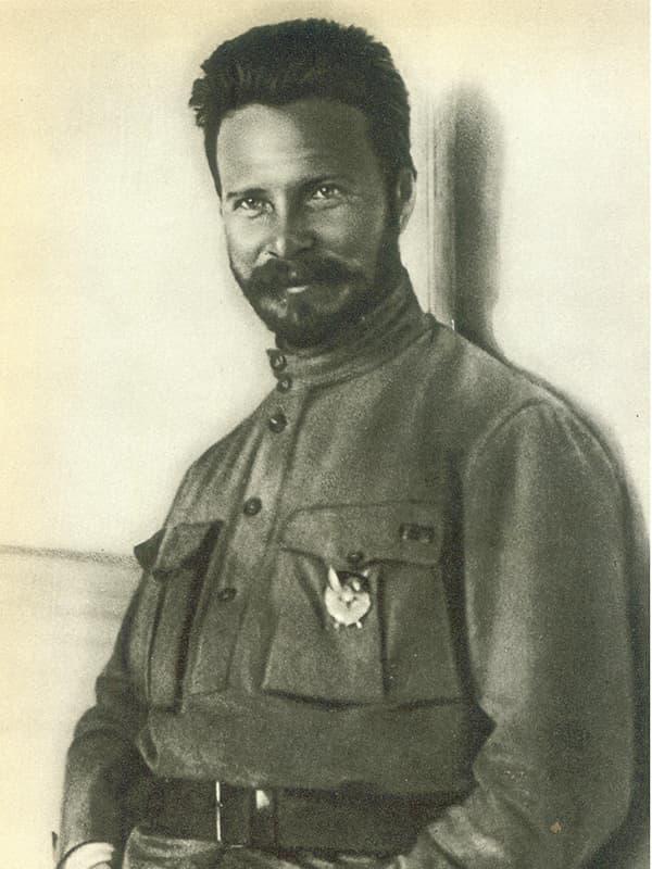 Фрунзе михаил васильевич - биография командарма