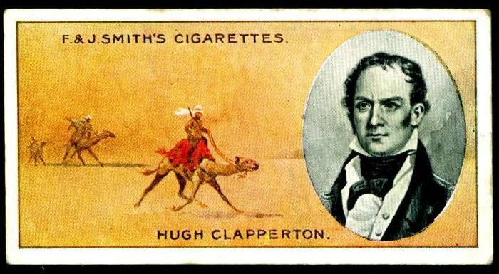 Клэппертон, хью — википедия