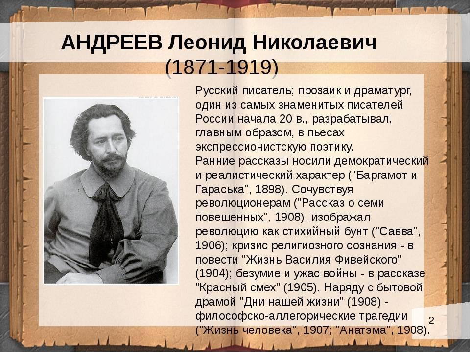 Андреев Леонид Николаевич