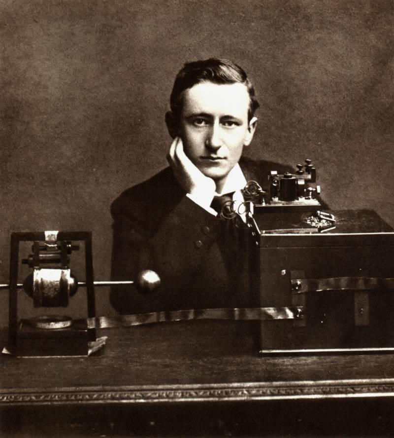 Маркони гульельмо: изобретения, интересные факты, биография