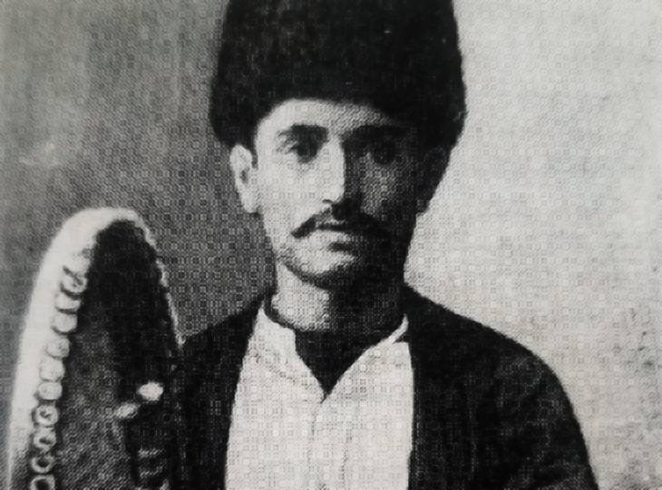 Гаджи зейналабдин ширвани — википедия