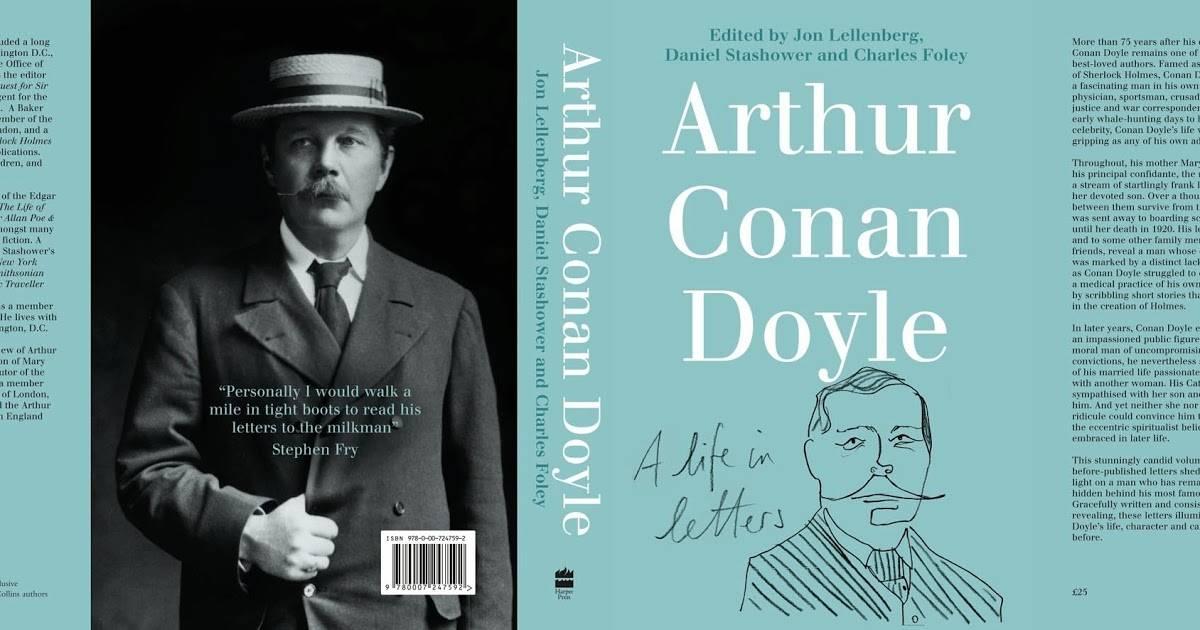 Артур конан дойл: биография, интересные факты