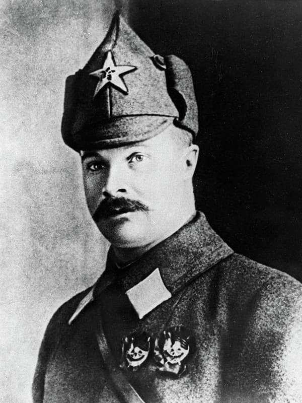 Фрунзе михаил васильевич — краткая биография революционера