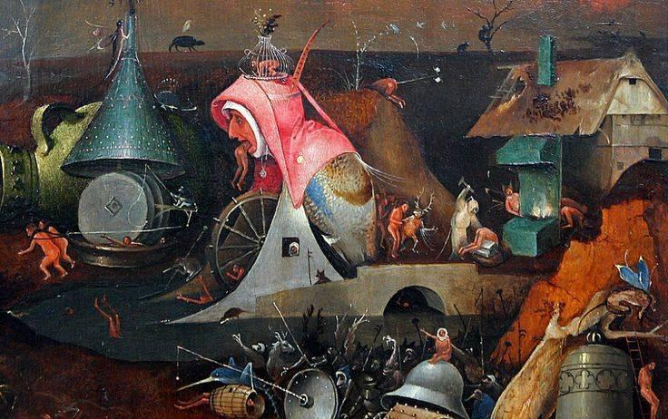 Нидерландский живописец иероним босх — интересные факты из жизни