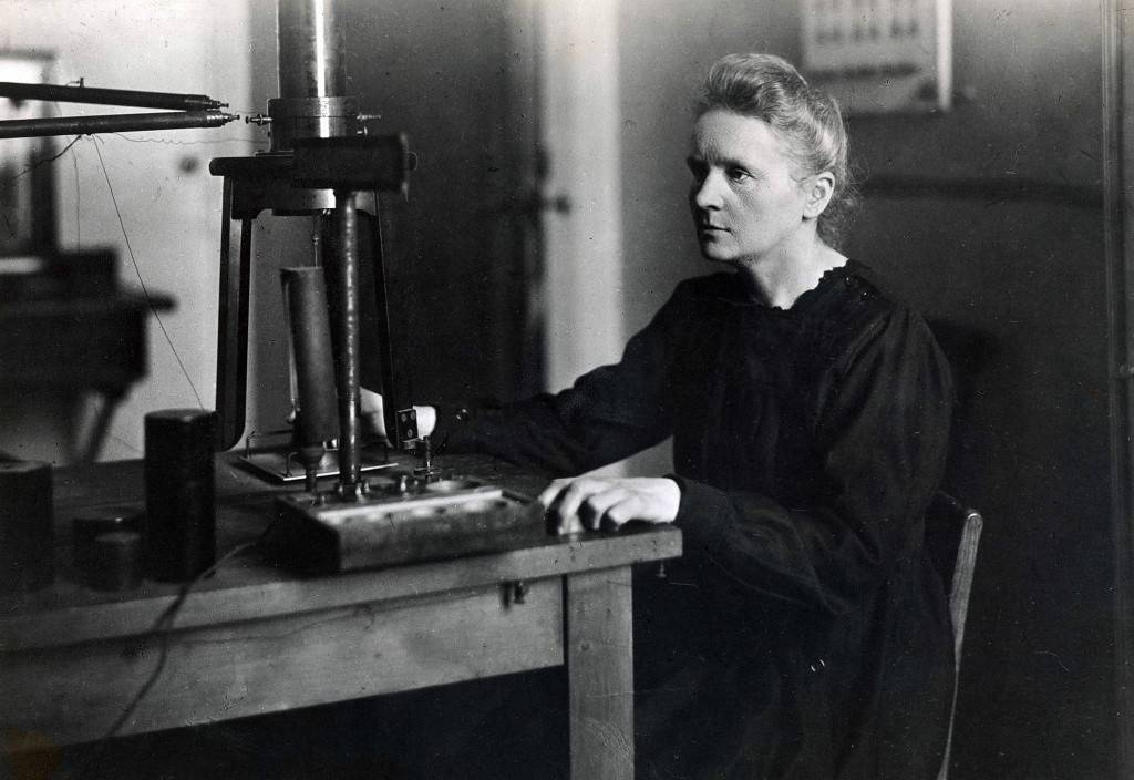 Склодовская-кюри, мария — википедия