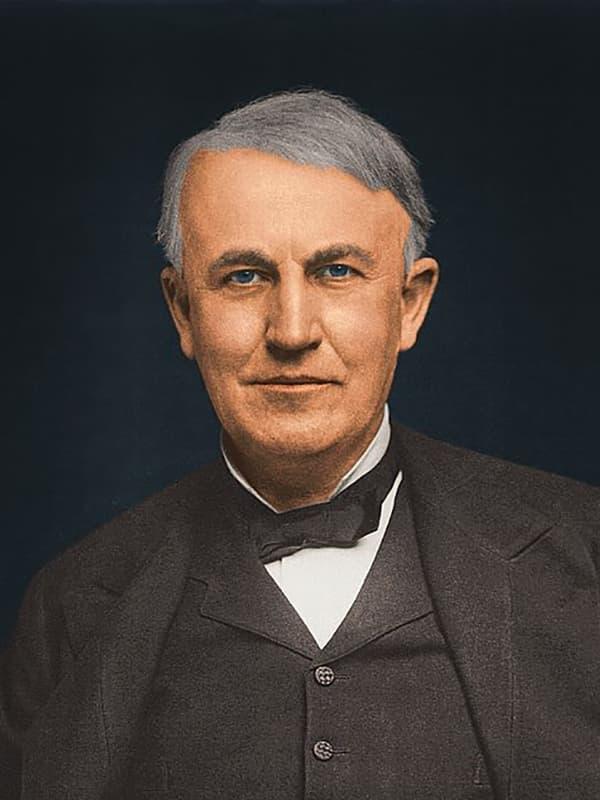 Томас алва эдисон изобретения и биография   изобретения прошлого
