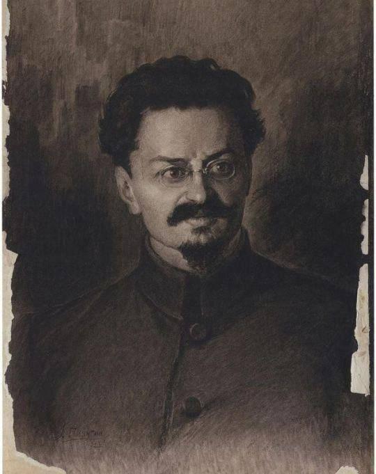 У нас длинные руки. троцкий (бронштейн) лев давидович (1879-1940)