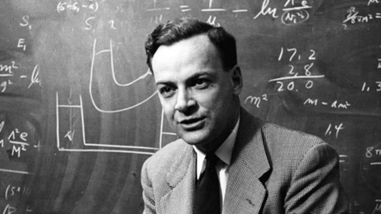 Ричард фейнман — циклопедия