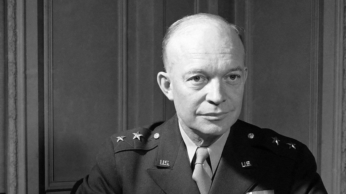Эйзенхауэр дуайт дэвид. 100 знаменитых американцев [litres]