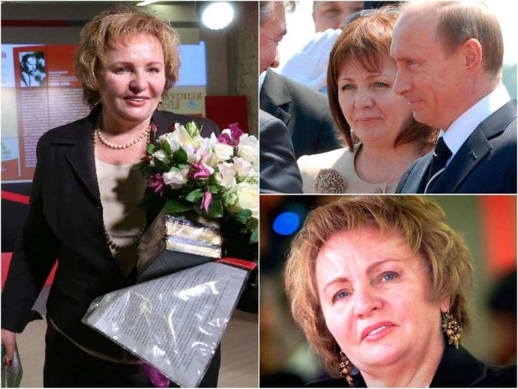 Людмила путина - биография, информация, личная жизнь
