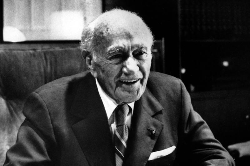 Конрад хилтон: великая жизнь великого человека