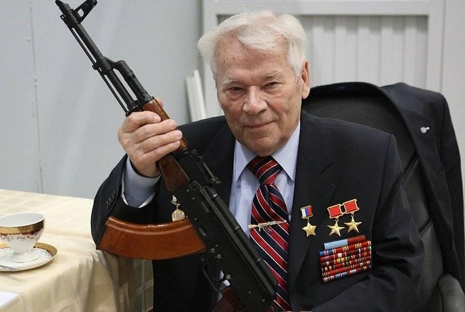 Биография Михаила Калашникова