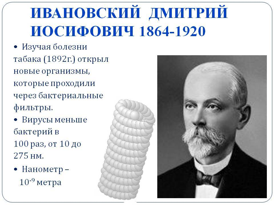 Ивановский, дмитрий иосифович википедия