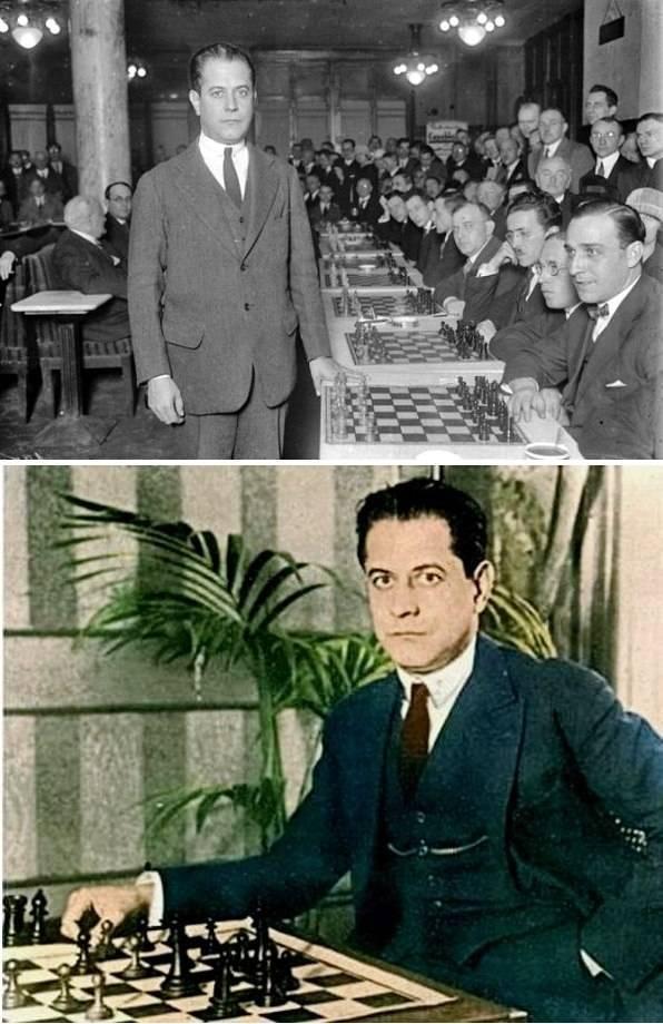 Глава 6. жена кубинского шахматиста мирового масштаба хосе рауля капабланки ольга капабланка-кларк: «сталина боялись все, а капе – хоть бы хны». о сталине без истерик