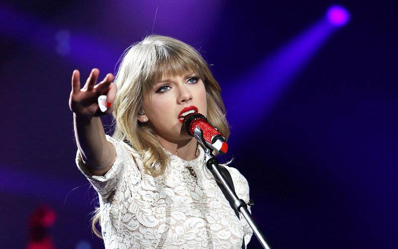 Тейлор свифт душа американской музыки
