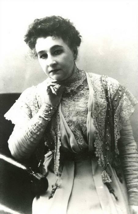 Мария николаевна ермолова актриса