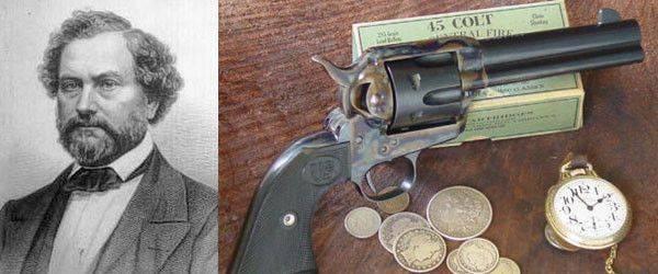 Револьверы кольта, вся правда о пистолетах с мировой известностью