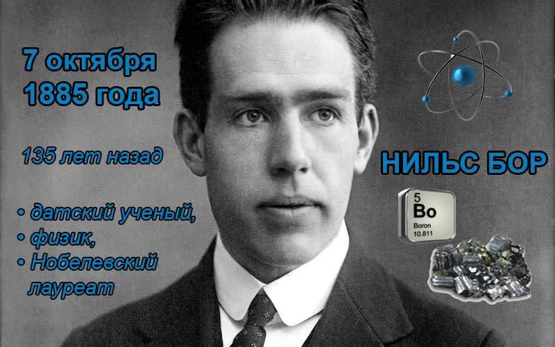 Нильс хенрик давид бор. реферат. биология. 2009-01-12