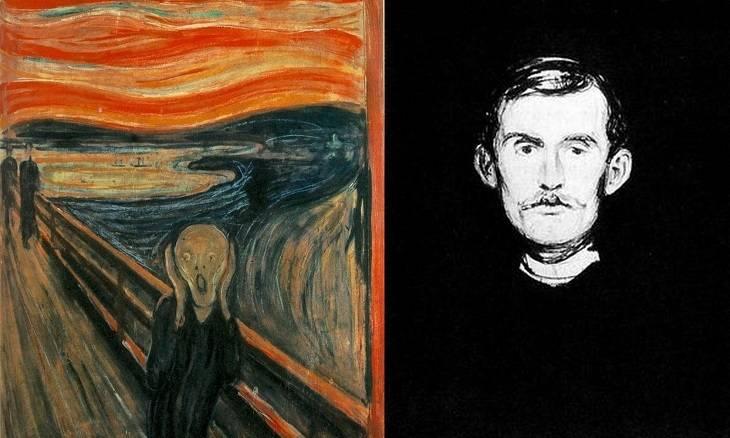 Самые известные картины эдварда мунка: описание и фото