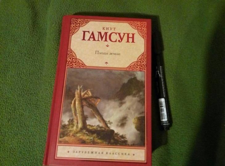 Норвежский писатель кнут гамсун: биография, лучшие произведения и экранизации
