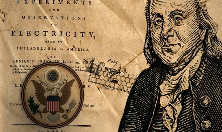 Бенджамин франклин: биография, изобретения, цитаты