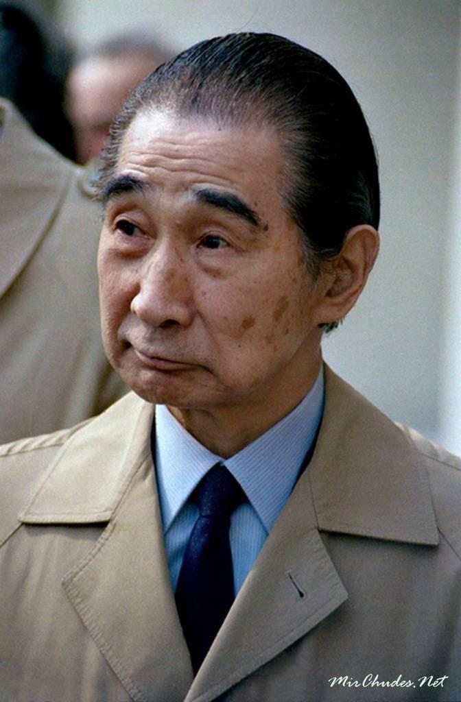 Кендзо танге (1913—2005). 100 великих архитекторов