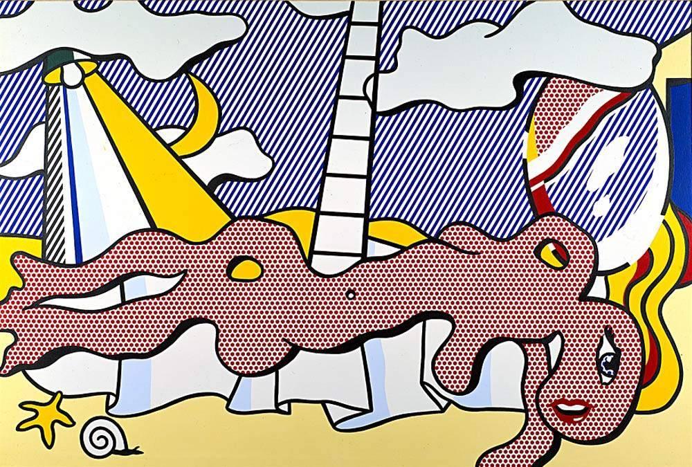 Художник рой лихтенштейн: биография, творчество и интересные факты