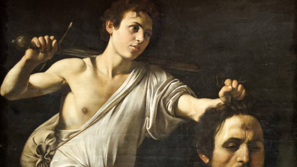 Картины караваджо (caravaggio). биография художника.