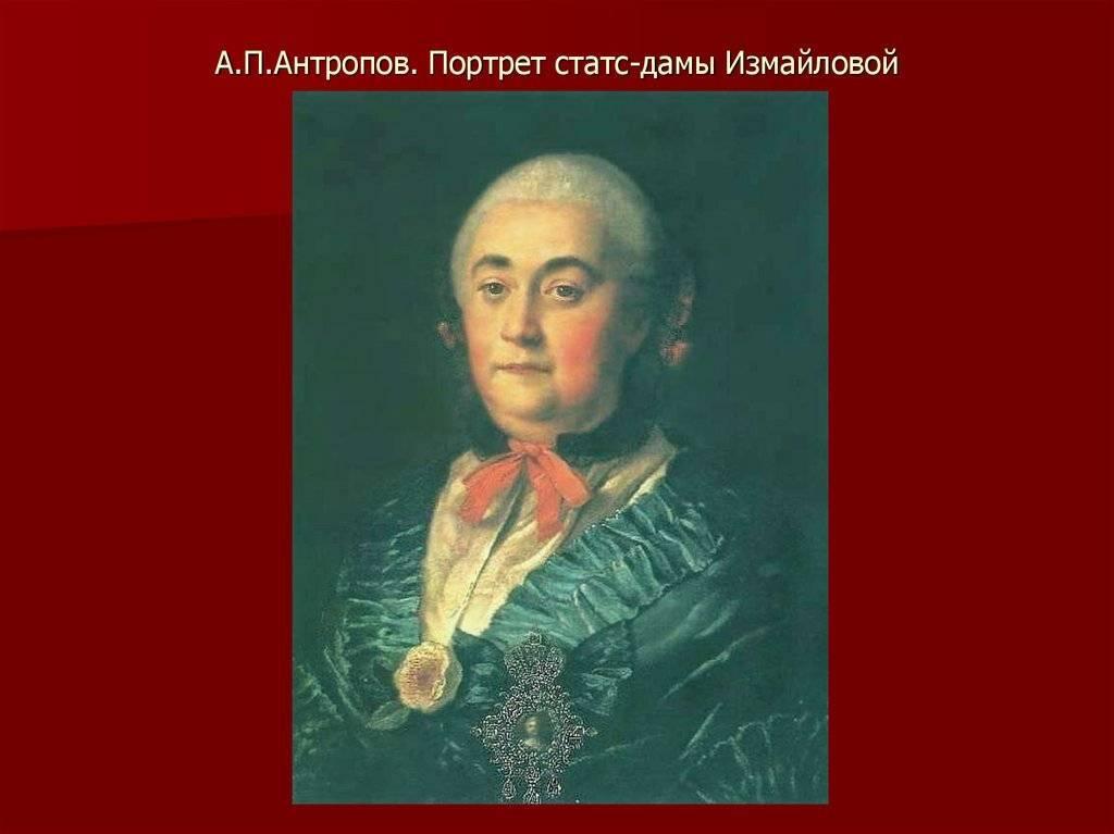 Антропов алексей петрович – знаменитый русский художник