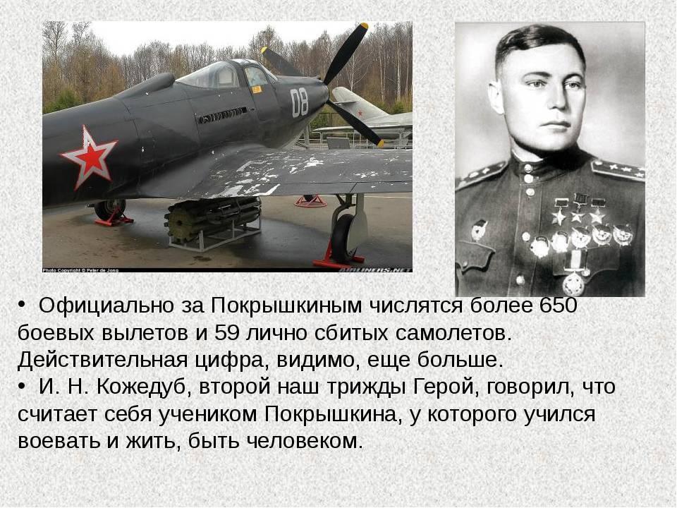 Александр покрышкин – краткая биография летчика-героя   winners academy