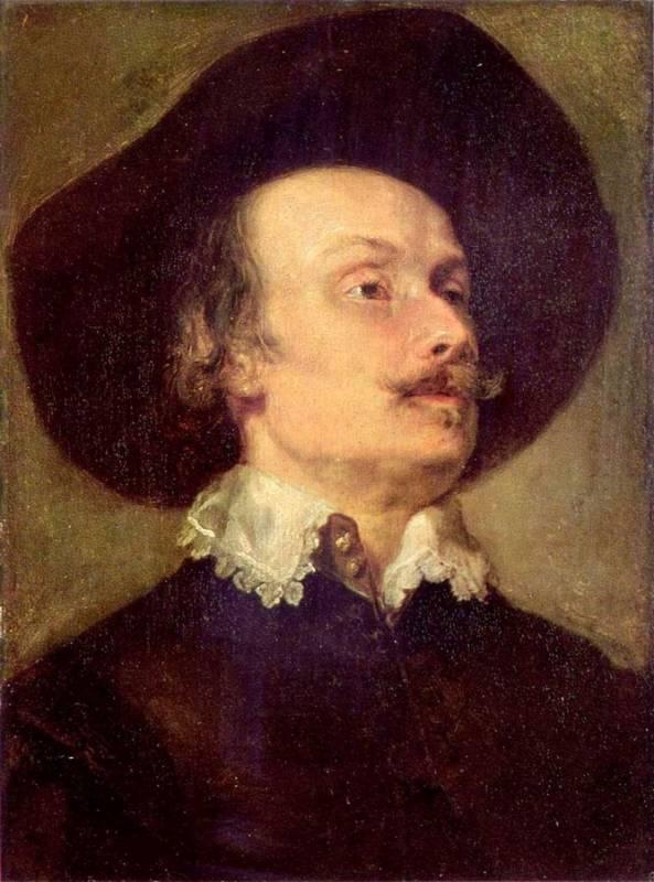 Фламандский живописец антонис ван дейк