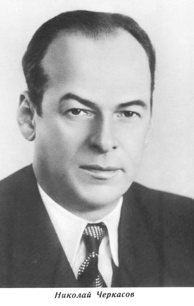 Николай черкасов — биография актера