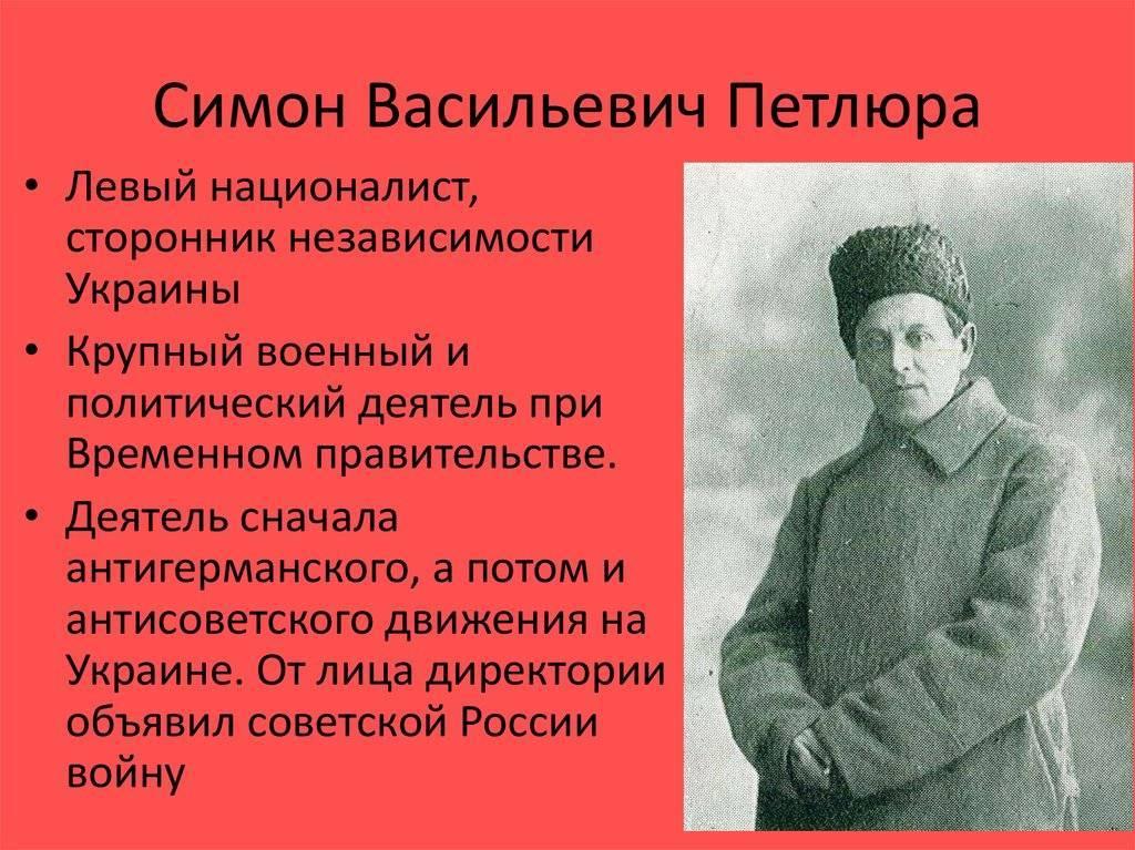 Петлюра Симон Васильевич