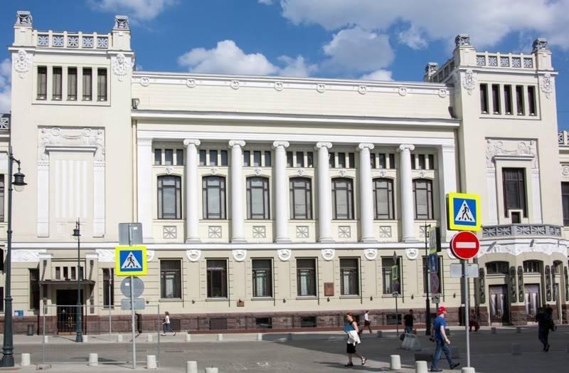 Архитектор иванов-шиц илларион александрович   достопримечательности москвы