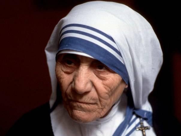 Кто такая мать тереза? фото, биография, высказывания :: syl.ru