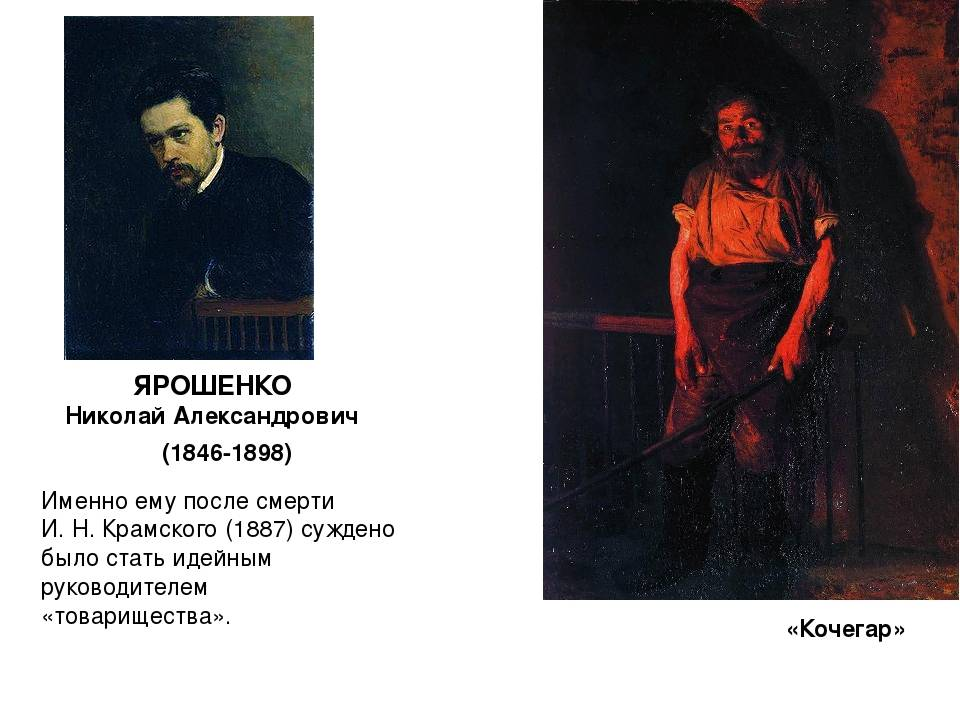 Русские художники. ярошенко николай александрович.