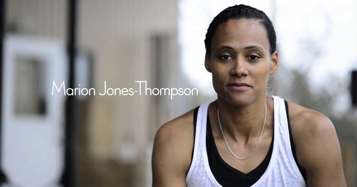 Джонс, марион