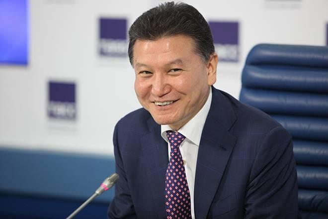 Илюмжинов Кирсан Николаевич