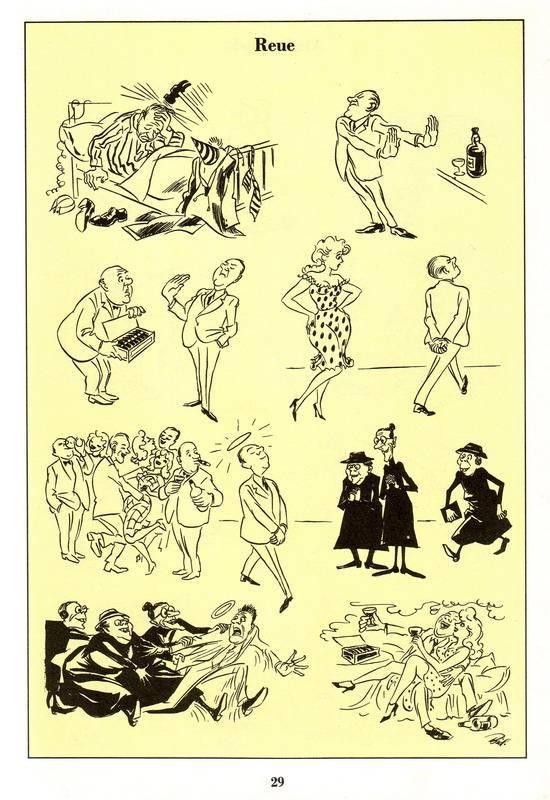 Датский художник-карикатурист херлуф бидструп: биография, творчество