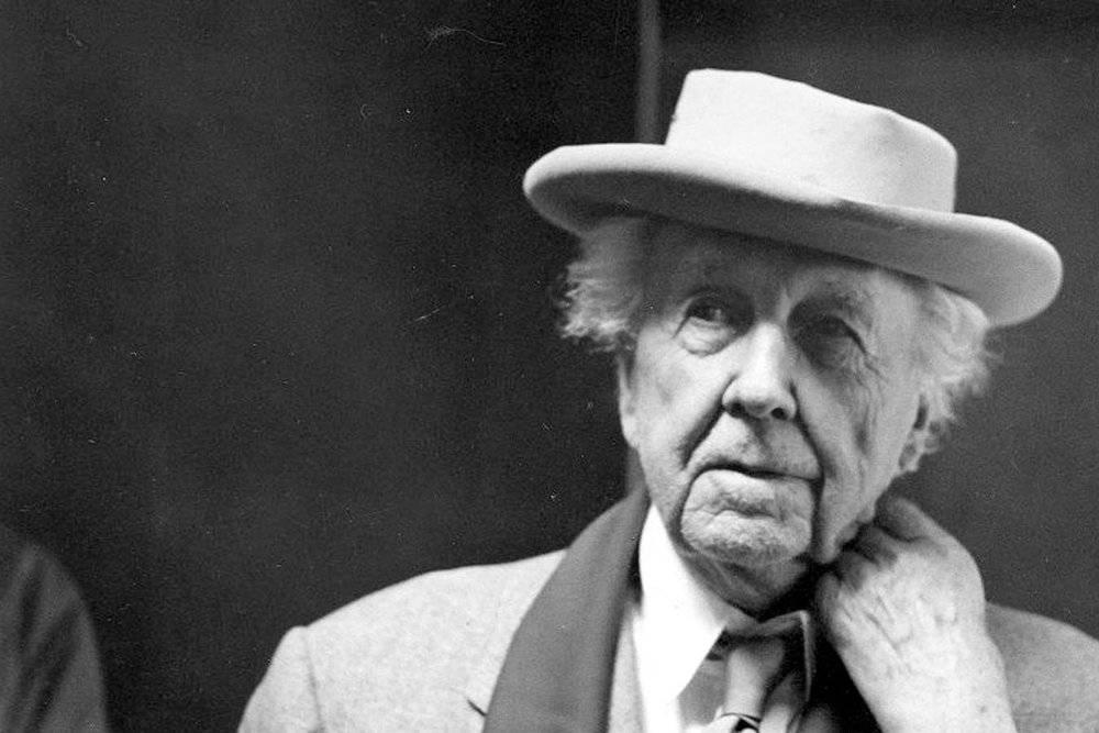 Фрэнк ллойд райт — отец органической архитектуры