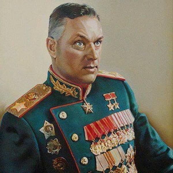 Константин рокоссовский — интересные факты