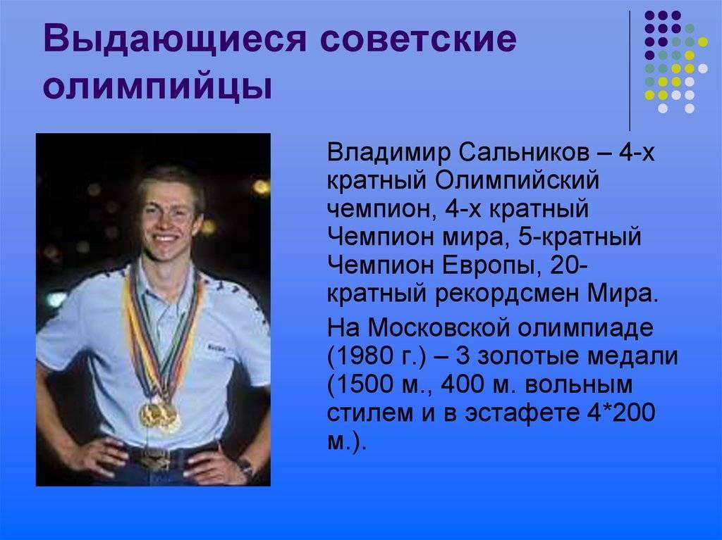Главные российские спортсмены 2020 года