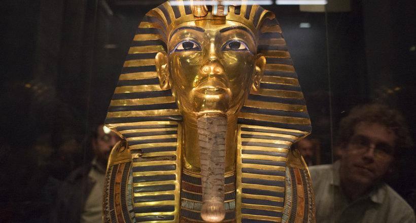 Тутанхамон википедия